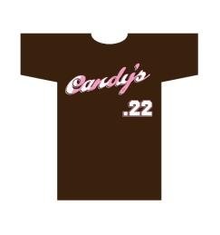 Candys 22 Baseball brn WEB