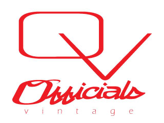 OV interlocking monogram logo and Officials Vintage wordmark logo
