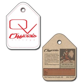 Officials Vintage Hangtags