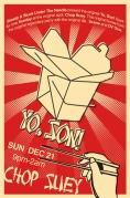 Yo Son @ Chop Suey Handbill