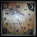 Wolf Hotel Clock